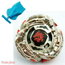 Beyblade BB121B L-DRAGO GUARDIAN Metal Masters Fusion+Single spin Launcher new