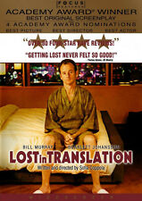 Lost In Translation - New Sealed Dvd - Region1 Usa Widescreen - Bill Murray