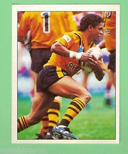 1994  BALMAIN  TIGERS SELECT RUGBY LEAGUE  STICKER #15  GRAHAM  LYONS
