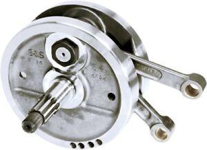 S&S Cycle Flywheel for Evolution - 4-5/8in. Stroke 32-2230 HARLEY-DAVIDSON