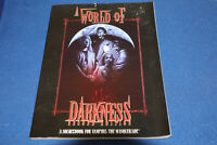 A World of Darkness (World of Darkness (White Wolf Paperback)) Paperback – 1 De