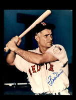 Bobby Doerr Hand Signed 8x10 Photo Autograph 1 Boston Red Sox
