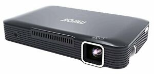Miroir HD 720P Projector MP150 with Built in Rechargeable Battery Brand New
