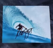 KELLY SLATER SIGNED AUTOGRAPHED 8X10 PHOTO WITH W-PROOF