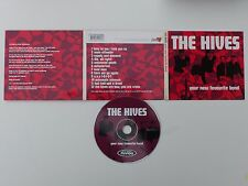 CD ALBUM   the HIVES Your new favourite band