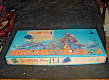 1986 The EMPEROR'S CHALLENGE Board Game Strategy 100% COMPLETE Discovery Toys