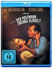 Blu-ray * Wenn der Postmann zweimal klingelt * NEU OVP * Jack Nicholson
