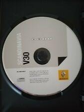 Renault Carminat Navigation Informee 2  / SKANDINAVIEN DK S FIN N / V30 2011