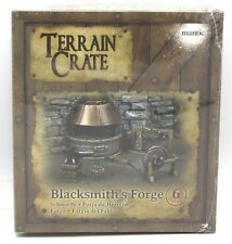 Terrain Crate MGTC122 Blacksmith's Forge (6 Pieces) Fantasy Scenery Miniatures