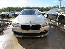 BMW OEM F01 F02 750li  BUMPER TRUNK LID WHEEL MIRROR SEAT ENGINE TWIN TURBO N63