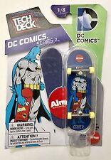 NEW Batman DC Comics Tech Deck Almost Finger Skateboard Toy 1/8 VHTF