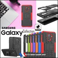 Etui Coque Housse Antichocs Tyre Shockproof Case Samsung Galaxy J4 J6 J8 (2018)