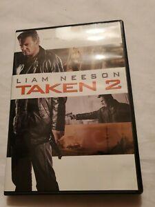 Taken 2 (DVD, 2012, Widescreen)