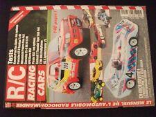 ** R/C Racing cars n°94 HPI Micro RS4 / T2M Blitz RallyGame / Mugen MRX-3