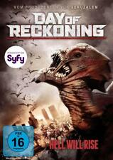 Day of Reckoning - Hell will Rise - Sci-Fi Action DVD - 2017 - NEU