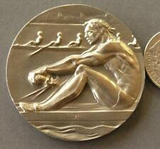 Old Hungarian Rowing medal 1947 50mm