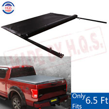 "Soft Lock Roll Up Tonneau Cover 6.5ft 78"" Short Bed For 2007-2018 Toyota Tundra"