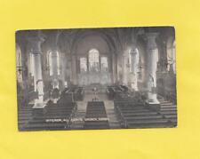 ALL SAINT'S  CHURCH       -   DERBY   ( Ma 40 )