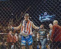 CHRIS WEIDMAN SIGNED UFC 8X10 PHOTO 8