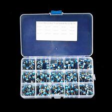 Variable Resistors Potentiometer 15 Value Assorted 100 Ohm 1m Ohm Kit 375pcs