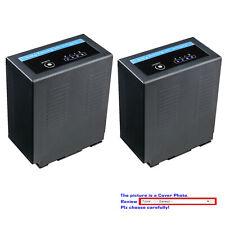 Kastar Replacement Battery Pack for CGA-D54 Pro Panasonic AG-HPX255EJ AG-HVX200