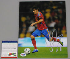 DAVID VILLA Spain 2010 World Cup  Hand Signed 8'x10' Photo 4 + PSA DNA COA