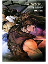 Guilty Gear Doujinshi Comic Ky Central Sol Axl Justify PALS in Kuroshiogumi Shin