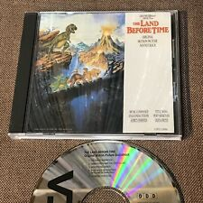 THE LAND BEFORE TIME OST James Horner /Diana Ross JAPAN CD 25P2-2496 NO INSERT