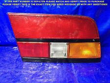 OEM 1984 1985 1986 NISSAN 300ZX PASSENGER RIGHT TAIL LIGHT IMPERFECTIONS