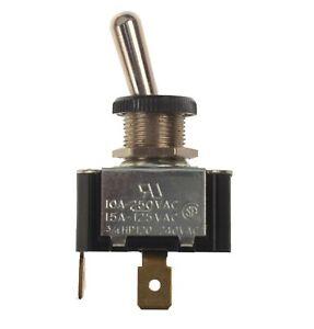 Marine Start Toggle Switch Momentary Carling Technologies 15A 125VAC 10A 250VAC