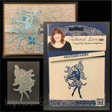 Heather Fairy metal die - Tattered Lace cutting dies D608 fairies all occasion