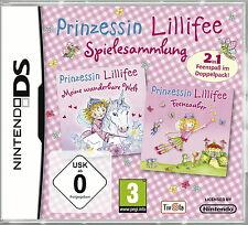 Prinzessin Lillifee Spielesammlung (Feenzauber / Meine wunderbare Welt)...