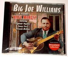 Big Joe Williams & Friends Lightnin Hopkins Sonny Terry Brownie McGhee CD New