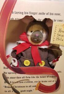 Muffy Mouse Twas The Night Bearfore Christmas 1995 LE NIB NRFB Vanderbear