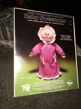 """Valiant Crafts Vintage Soft Sculpture Doll Kit #855 Baby Sweetums 16"""" Baby Doll"""