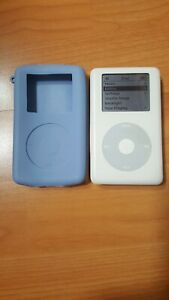 Apple iPod classic HP 4th Generation White (40GB)