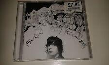 fiohn regan : the end of history cd