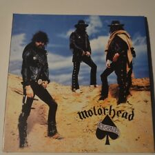 MOTORHEAD -ACE OF SPADES- 2008 UK LTD. EDITION 3-LP SET COLOR VINYL NEW SEALED