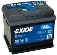 Batteria auto EXIDE EB442 44AH ampere 420A DX Excell cod. 3661024034609