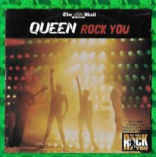 QUEEN-ROCK YOU Compilation/Promo CD ALBUM(2009)UPQUEEN001 EMI Mail On Sunday