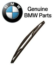 "For BMW F15 X5 2014-2017 Rear Windshield Wiper Blade 12"" Genuine 61627294429"