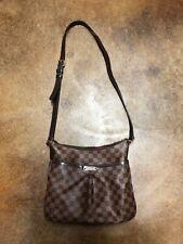 LOUIS VUITTON Bloomsbury PM shoulder crossbody bag N42251 Damier Ebene Used
