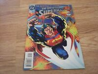 Adventures of Superman #0 (Oct 1994) DC Comics VF/NM