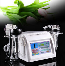 8 in1 Cavitation Vacuum Multipolar Tripolar RF BIO Cold Hammmer Slim Machine USA