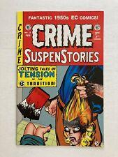 Crime Suspenstories #22 (1998) Reprint   Classic Cover   Suspense   RARE!   VF