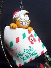 Enesco Garfield Ornament Special Delivery No Box