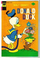 Donald Duck #159 Watering the Flowering Gopher! Disney Gold Key Comic Book ~ Vf