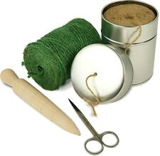 Garden Twine & Wooden Seed Dibber Gift Set by Plant Theatre - Birthday Gift