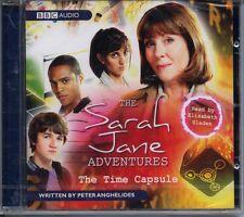 The Sarah Jane Adventures The Time Capsule MINT Audio with Elisabeth Sladen