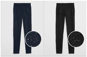 New Gap Girls Sparkle Capri Leggings Choose Size and Color MSRP $18.95
